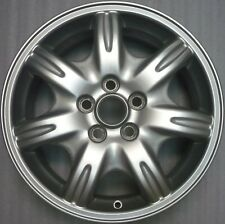 ORIGINALE Jaguar S Type Alufelge 7x16 et60 xr83 1007 DB 7 raggi RIM WHEEL