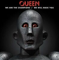 """Queen - We Are The Champions [New 12"""" Vinyl]"""