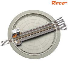 Roco 42615 H0 Drehscheibe mit Elektroantrieb und Steuergerät ++ NEU & OVP ++