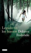 Legado en los huesos Spanish Edition