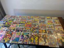 X-MEN MIXED LOT #1, 50 COMICS , MARVEL COMICS, AUTOGRAPHS
