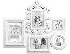 Maggiore XXII Multi Aperture Opening Photo Picture Frame - Holds 5 Photos