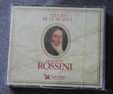 Gioacchino Rossini - tresors de la musique, 3CD selection reader's digest neuf