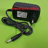 New Plug Adapter AC100-240V To DC 12V 2A Power Supply For 3528 5050 Strip LED EU