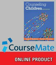 CourseMate Henderson Thompson Counseling Children 9th Ed, 1 term, 6 Months
