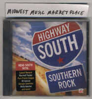 Highway South: Southern Rock CD - Brand New MINT & Sealed With Hype Sticker Time
