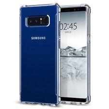 Custodia Armored Crystal angoli rinforzati per Samsung Galaxy Note 8 Note8 N950F