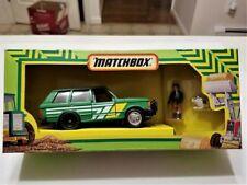 1992 Matchbox FM-1 Range Rover 1:43 SCARCE - New In Box
