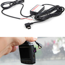 Auto DC 12V to 5V 2.1A Direct Link Step Down Converter Mini USB Charger Socket