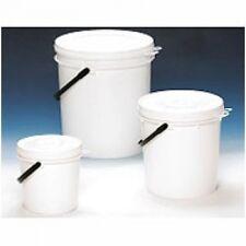 N.10 Secchiello in plastica per alimenti capienza 25kg