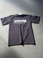 Thrasher Magazine T-shirt Crew Neck
