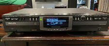 Philips Cdr775 Audio Cd Recorder - Preowned excellent working condition w/remote