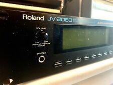 Roland JV 2080 Rack Module MIDI