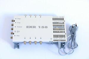 Kathrein EXR 158 Multischalter 8 Teilnehmer DVB-S2 T2 LNB SAT Verteiler B-Ware