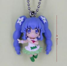 Pretty Cure 10th Ann. Happinesscharge Precure 4.5cm Chain Figure CURE PRINCESS
