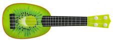 Infantil Ukelele Kiwi Juguete Guitarra Frutas Diseño a partir de 3 Años
