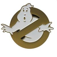 GHOSTBUSTERS NO GHOST LOGO ENAMEL PIN (GOLD EDITION) - SDCC EXCLUSIVE CONFIRMED
