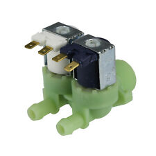 Genuine Hoover Candy Washing Machine Water Inlet Solenoid Double Valve 41013615
