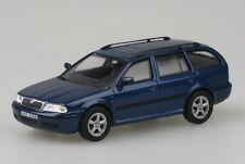 Skoda Octavia Combi Tour - Blue Deep   Model Car By Abrex 1:43 SCALE  RefSK18