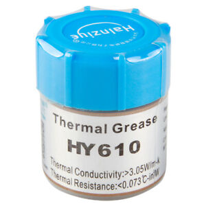 Heatsink Compound Paste Gold Thermal Grease 20g 0.7 oz