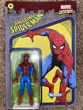 "Marvel Legends Retro Series Amazing Spider-Man 3.75"" Action Figure"