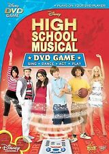 High School Musical - DVD Game (DVD, 2008)
