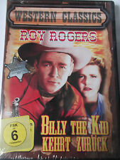 Billy the Kid kehrt zurück - Western - Roy Rogers, H. Murphy, L. Roberts - OVP!!