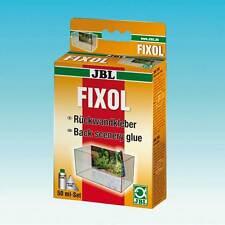 JBL fixol - Adesivo PANNELLO POSTERIORE - 50 ml - ACQUARI - TERRARI - fissaggio