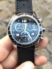 Tissot chrono chronograph cronografo V8 acciaio steel T039.417.16.057.02