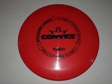 NEW Dynamic Discs Disc Golf BioFuzion Convict - 173g