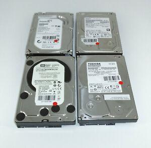 """1TB 2TB 3TB 4TB 5TB 6TB 8TB NAS CCTV 3.5"""" SATA PC Desktop HDD Hard Drive Lot"""