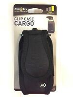 """New Nite Ize Clip Case Cargo Tall CCCT-03-01 for iPhone 5 5s 5c & SE 4.0"""" Black"""