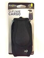 "New Nite Ize Clip Case Cargo Tall CCCT-03-01 for iPhone 5 5s 5c & SE 4.0"" Black"