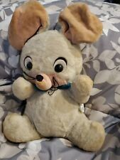 Vintage Huckleberry Hound Knickerbocker Plush Pixie Mouse Stuffed Animal