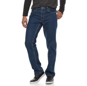 Men's Urban Pipeline Relaxed Straight Jeans - Sizes/Colors