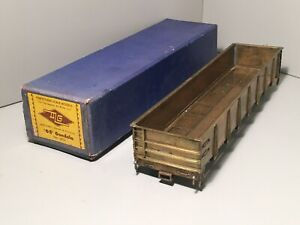 Max Gray Perfection Brass GS Gondola #403 NOS IN BOX