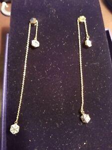 Swarovski Lisabel Earrings NWT $89