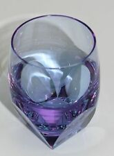 Verre highball Moser Série Bar Couleur Alexandrite 1. Wahl (11,4 cm) TOP