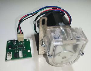 12V Schlauchpumpe, Peristaltikpumpe, Dosierpumpe Nema17 Schrittmotor Arduino NEU