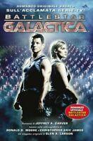 Battlestar Galactica Roman Officiel Livre Multiplayer