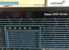 Cisco2921-Sec/K9 Gigabit Is Router Cisco 2921 Security Bundle w/ Sec License Pak