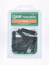 10 Flymo Cuchillas de plástico apto Hovervac 28 2800 30 hv280 HV2800 Microlite