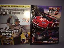 2005 DODGE CHARGER 500 DARLINGTON SPEEDWAY NASCAR PROGRAM Starting Lineup