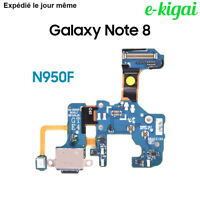 GALAXY NOTE 8 SAMSUNG DOCK Connecteur de CHARGE Micro Port USB Nappe SM-N950F