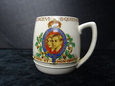 T.G. Green Commemorative Mug - George VI 1937 Coronation.