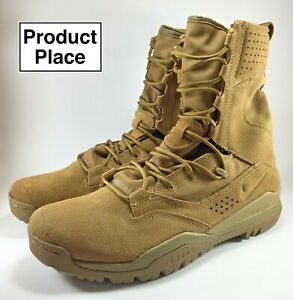 Nike SFB Field 2 Tactical Boots Tan Military Combat Style Men's Size 11.5