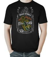 ESTUS FLASK Dark Souls Inspired Game T-Shirt Mens T-Shirts