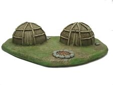 9902 Indian Wigwam 54mm Painted