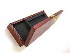Wooden Box for Audio Technica AT4041 Microphones / B-Stock