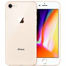 Apple iPhone 8 64GB ITALIA GOLD Oro Dorato Retina 4G LTE NUOVO Smartphone 4K IOS